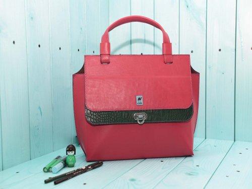 کیف مجلسی زنانه قرمز