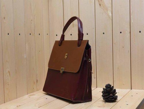 کیف چرمی زنانه لوک